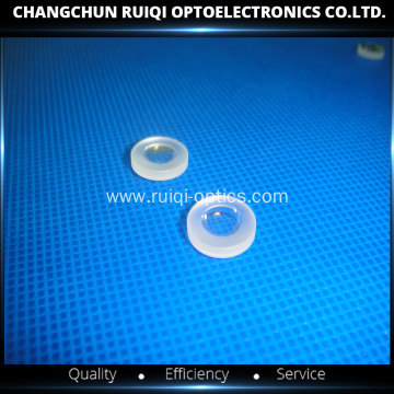 Fused Quartz Positive and Negative Meniscus Lenses